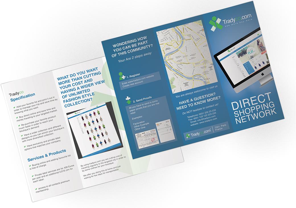 design trifold